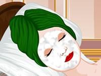 Sleeping Beauty Spa Makeover