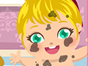 Welcome to the royal princess baby nursery! It is your first day as a royal babysitter in the palace nursery and your job is to care for these princesses and make sure they are happy, healthy and clean. You will need to bathe, feed and play with these cute babies.