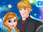 Its date night for the stars of Frozen, Anna and Kristoff! Will they go to a movie? Go ice skating? Do dinner, perhaps? Dress up Anna and Kristoff for any occasion! Have fun playing frozen dress up games with sky breeze!