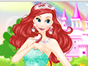 Princess Ariel is having a Sweet 16 party at the castle! All her friends will be there and shes so excited! She absolutely doesnt know what to wear, though. She wants to try on several different looks so she can compare them. In this dress up game you can dress her up three different times and then choose your favorite of all three looks at the end!! Have fun playing ariel dress up games