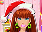Its Christmas Eve! Barbie is excited to going to the Christmas party with her boyfriend Ken. Could you help her prep for the night? She has so many cute holiday outfits and acceessories. Be her stylist and choose the most beautiful dress for her! Have fun!