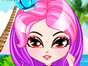 This hair salon game for girls allows you to ea...