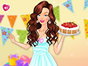 Play this game and get our girl dressed for a special occasion. She is planning her best friends birthday surprise. How cool is that? Choose different items from her wardrobe and create fashionable outfits!