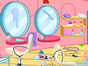 Clean up hair salon 3 is a clean up game with 5 beautiful clean up level and one bonus decoration game. Have fun playing this fun clean up games.