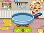 Popcorns, chips and cotton candy, which snack makes your mouth watering? Color Girls Cherry, Grace and Gill has the best homemade snack recipes. Lets play this fun cooking game and learn how to make yummy popcorns, chips and cotton candy. Have fun and enjoy!