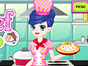 Play There is a contest in Beckys town  a cute chef contest. Becky has to dress up as a chef and prepare a dish. She is good at cooking but she doesnt know what to wear. Can you help Becky get ready for the contest? game free and online.