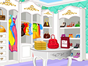 Decorate walk in closet is a game in which u can see a two different style of decoration in a stylish girl Room .One will be the Classic Style and another will be Girly style. You can choose your own style to decorate the girl makeup up room. It's your best chance to decorate a makeup room. Have a good chance.