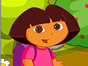 Dora is looking for Boots, who just lost in the forest. Now Dora found herself trapped in the maze. Could you help her walk out of the maze as fast as possible and find Boots? You must collect all the keys to pass the maze. Be carefully, the fox will appear somewhere to block Dora. Dont get trapped.