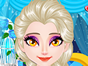 In this fun Frozen Makeover Game give Elsa a sp...
