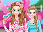 Play this fun girl game on loligames.com. Enjoy your wonderful time. You can also check out other dress up games, makeover games, etc in other categories.