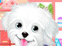 This pet caring game brings you the fluffiest and most adorable puppy to play with. Wash him, cut his nails, feed him and dress him up. Youll have the happiest pet friend in the world and hell adore you for this. Use your mouse to play and follow the instructions in the game!