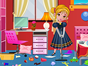 Frozen Anna always keeps her room messy and she is scolded for it. Today, she is going to clean it up so that she may not get scolding from her mom. As the bedroom is too messy, Anna surely needs your helping hand in cleaning up it! Spare your time for Anna in cleaning and arranging her room. Have fun playing this room cleaning game!