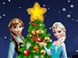 Christmas has come for the frozen family! Elsa and Anna are decorating the Christmas tree to for this special time of the year.Try to help them decorate the Christmas tree and enjoy Christmas with them.Have dun preparing for Christmas with Elsa and Anna.