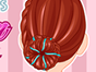 Play our brandnew hair game for girls and learn stepbystep how to make this unique, ballerinainspired bun! As always, our new hairstyling game begins with a short hair washing session in which youll have to obtain a glowing and silky look for this cute models hair and then youre getting the chance to choose if youd like to make Frozen Elsas coronation hairstyle or if youd like to let your creativity run free and come up with an unique creation! Have a great time, ladies!
