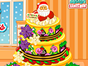 Its holiday season! We all love Chrismtas! How wonderful it is to bake and decorate a Christmas cake for your family. Play this fun Merry Christmas Cake Decoration game and use your talent to design your own Chrismtas cake. have fun!