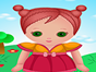 Mooshka doll dress up is a doll dress up game. Mooshka is a fairy in the dolls forest. She wants to get ready for this holiday season to meet her parents returning from their home town. She wants to prove her angel quality by dressing her with perfect costumes and for this she needs your help. You can join with her in the celebration by dressing her with perfect outfits from the wide range of costumes. Do you love to dress up this fairy?