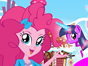Pinkie Pie is getting ready to bake My Little P...