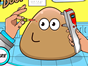 Pou will need his eyesight fixed in this Pou ey...