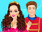 Play this game and dress up our princess for a romantic date with her prince. Choose from a variety of royal dresses and jewelry. Have fun!