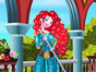 Princess Merida is not the kind of princess you would think of; rather she is very simple and even does the household works on her own. Sometimes she indulges in cleaning the palace too. There was a heavy wind in the kingdom and it caused a mess in the palace. Hence, Merida is cleaning up the palace but it is too much for her. It would be nice if you help her clean up the palace that she can finish it up fast and go for horse riding. Have fun playing this cleaning game!
