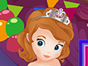 Today is Princess Sofias birthday. She already has lots of fancy dress, but for this special day she wants a new dress designed for her. Could you help her? Play this fun dress up game and create a cute birthday dress for princess Sofia!