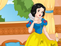 It seems that Snow Whites satin blue and yello...