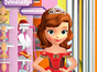 Princess Sofia wants to keep the pace with the latest trends in fashion, so she decided to have a relaxing day shopping. Sofia can choose from lots of dresses, cool shoes, jewelry and trendy accessories. Go ahead girls and relax with Sofia in the castle shop .