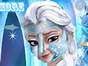 This is a different makeover game . Elsa was under a spell and she got old and wrinkled. Now it is your turn to help her get young and beautiful again. Use creams and magic potions to make Elsa young . Have fun girls.