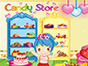 Would you like to get a house made ​​of sweets? In this game you can make your own unique candy house with your own way.Sugar House is a great game, you will make it the house decorated with candies and chocolates.