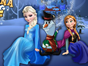 Help Elsa and Anna make and customize Olaf in t...