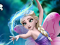 Help the ice princess in this Elsa Fairy Tale game where 