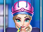 Help your friend Elsa in this new surgeon game ...
