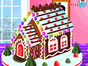 creating this dessert house is a lot of work, but it's deliciously worth it! use your mouse to click on and through the gingerbread house decorations.