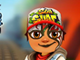 Help Subway Surfer by giving him a really funny...