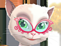 Prepare to start playing this talking Angela makeover game 