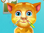 The nasal voice of the character was a clear giveaway that 