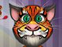 Your client is famous in this Talking Tom face tattoo game 