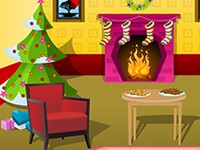 It's Christmas time. Use your best decorating ideas and decorate your room. Choose your wall color, christmas tree, fireplace style and more. Decorate your christmas room and Merry Christmas everybody!