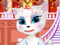 Talking Angela Becomes Queen