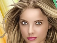Ashley Benson Celebrity Makeover
