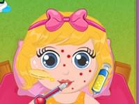 Baby Nana got varicella