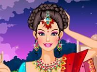 Barbie Indian Saree