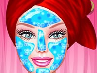 Barbie Summer Spa Makeover Game