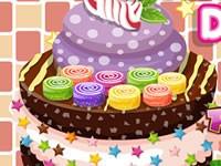 Delicious Dessert Cake