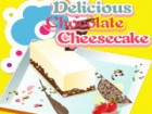 Are you ready to learn how to cook delicious chocolate cheesecake in this cooking game? Follow step by step instructions, mix all the ingredients accordingly to complete the preparation of this yummy dessert for your friends and family. Do you know that the smooth, creamy liqueur gives this celebration cheesecake the wow factor. Enjoy girls!