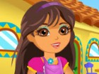 Help Dora to clean her house and decorate it fo...