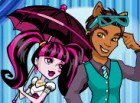 The hottest couple in Monster High - Draculaura...