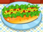 Hot dogs are so great! It's easy to make and easy to eat. Let's bet you will enjoy that game as much as you enjoy eating hot dogs. You will notice that adding topping had never been so amusing!