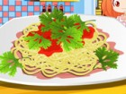 Learn how to make a delicious spaghetti sauce step by step with Jessy. Have fun.