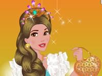 Pocahontas prom make up
